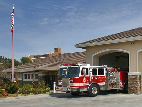 Fire Station 85