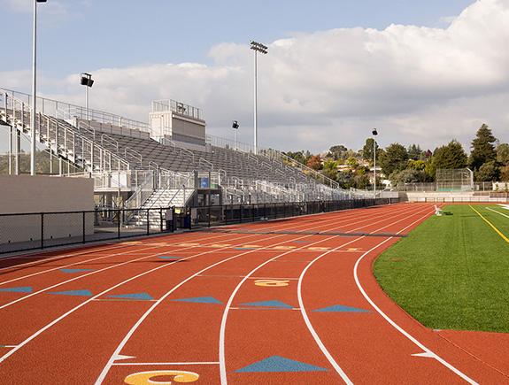 Castro Valley HS Field