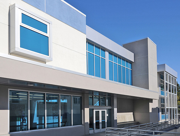Oakland High School