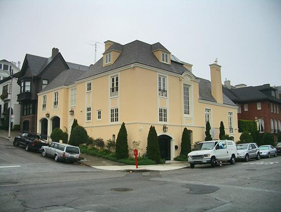 Bradley Heights Residence