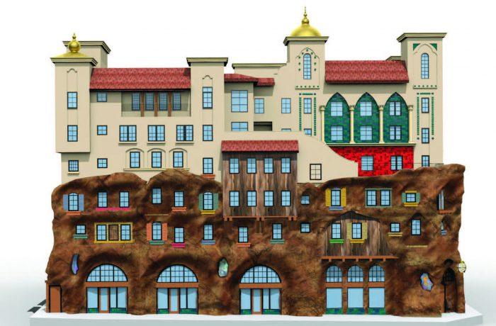 Telegraph Haste Student Housing